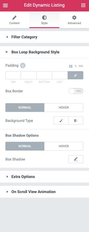 4 custom loop The Plus Addons for Elementor