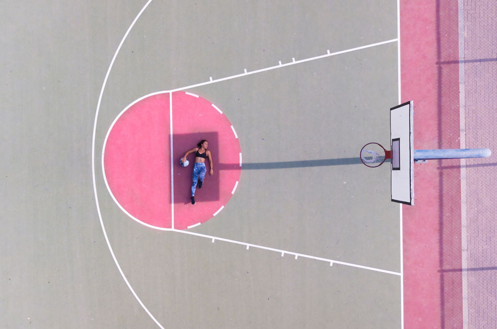 aerial shot basketball court court 1262352 The Plus Addons for Elementor