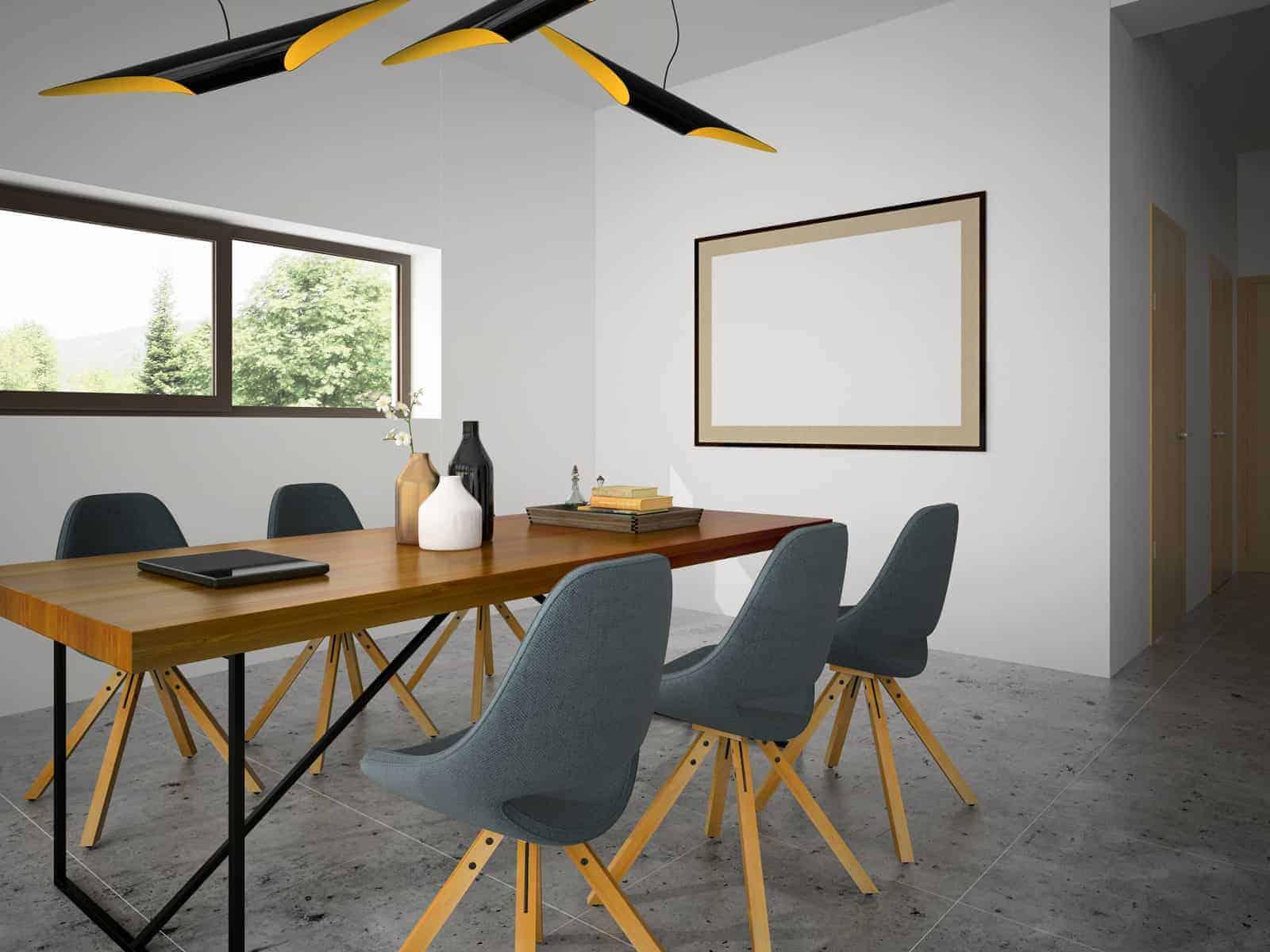 interior modern design room 3d illustration The Plus Addons for Elementor