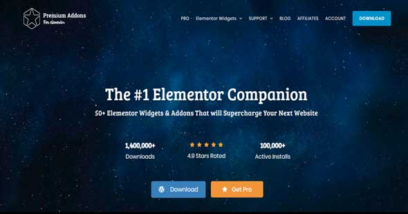 Premium Addons The Plus Addons for Elementor
