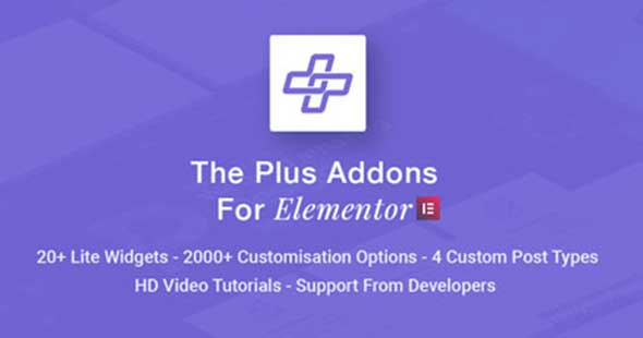theplus addon The Plus Addons for Elementor
