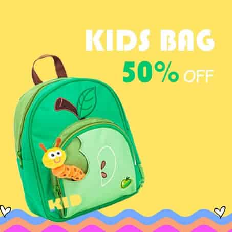 kids bag The Plus Addons for Elementor