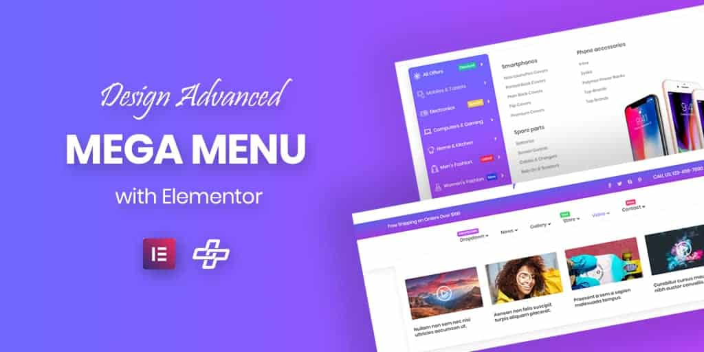 How to create advanced mega menu in elementor? All Elementor Mega Menus Compared.