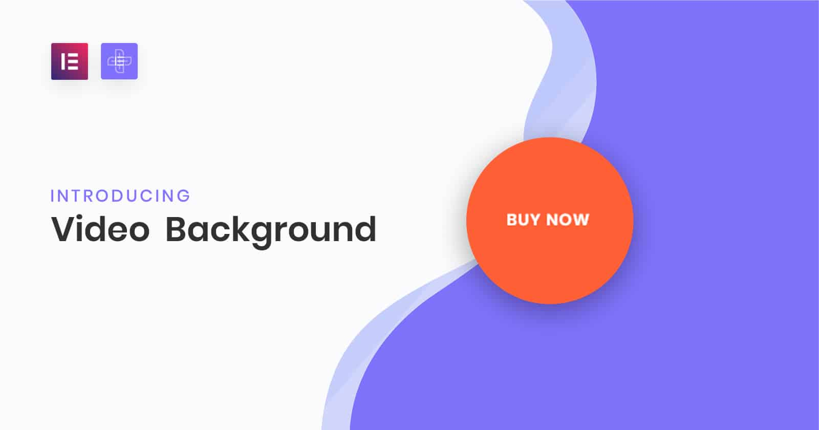 Video background widget for elementor | The Plus Addons for Elementor