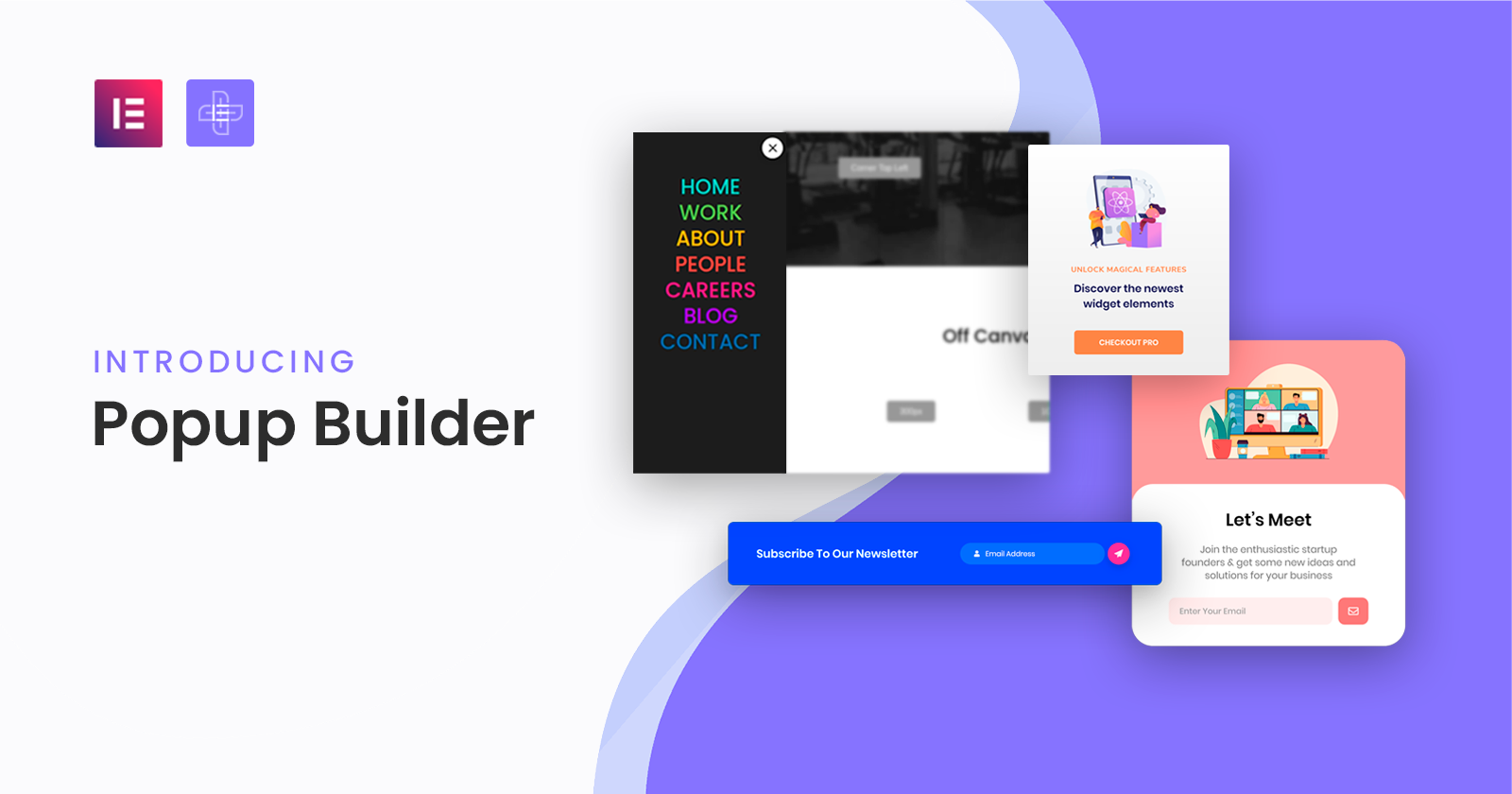 Popup Builder The Plus Addons for Elementor